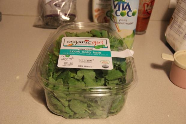 organicgirl 100% baby kale